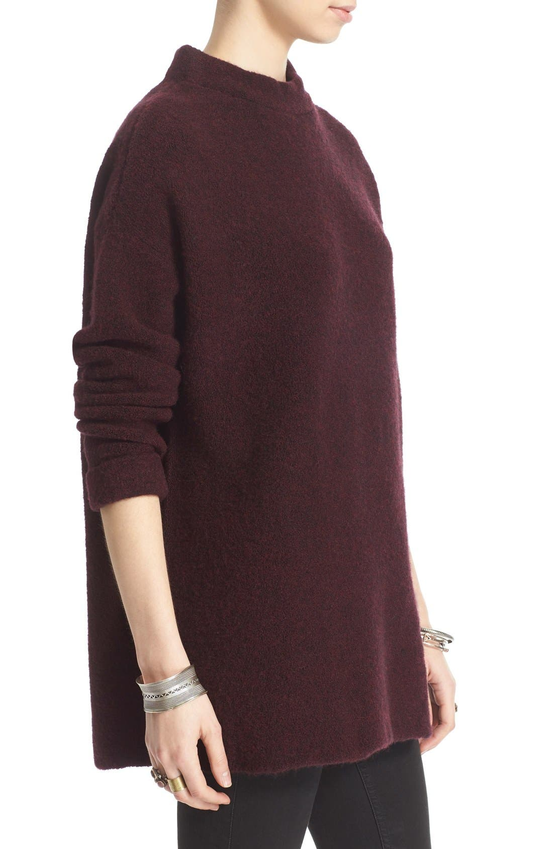 Alternate Image 3  - Free People 'Winding Ivy' Pullover