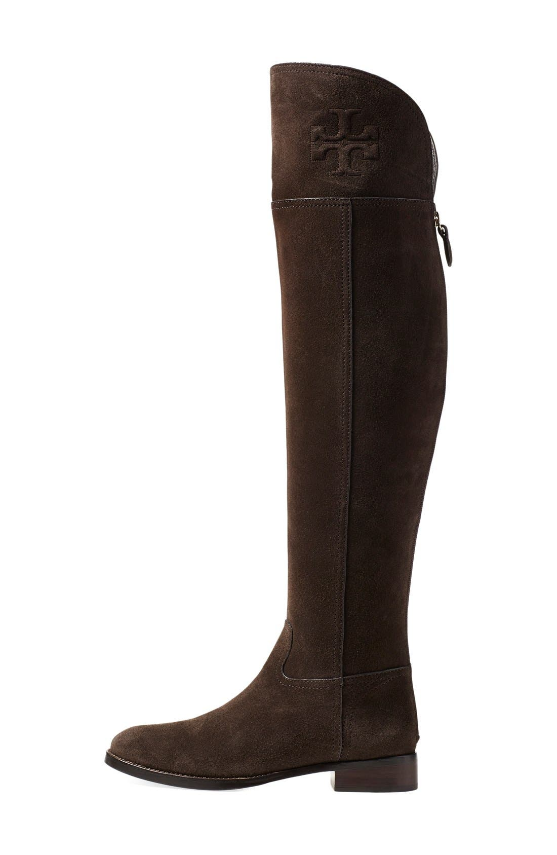 Alternate Image 4  - Tory Burch 'Simone' Over the Knee Boot (Women)
