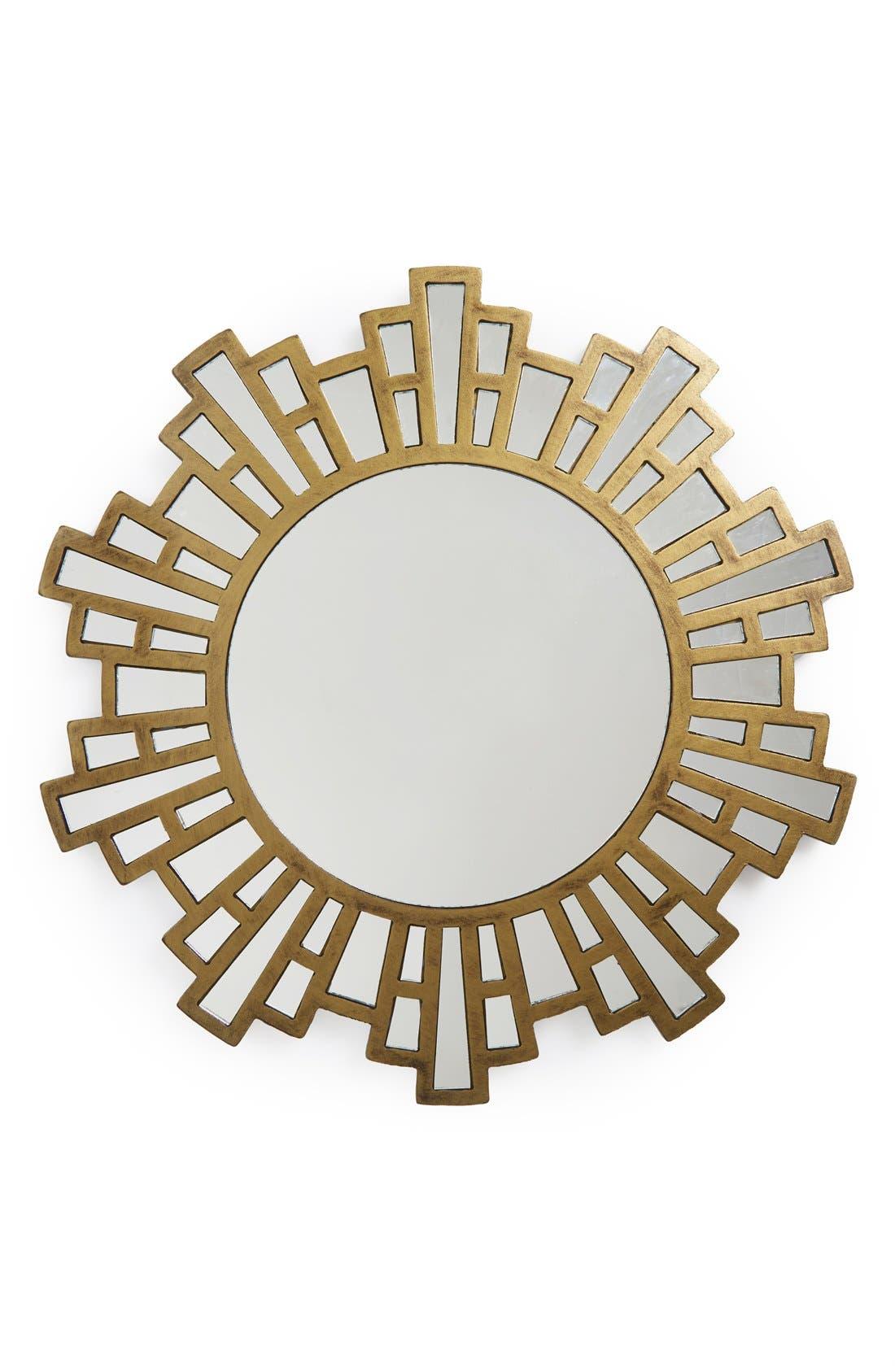 Alternate Image 1 Selected - Era Home 'Gold Starburst' Mirror
