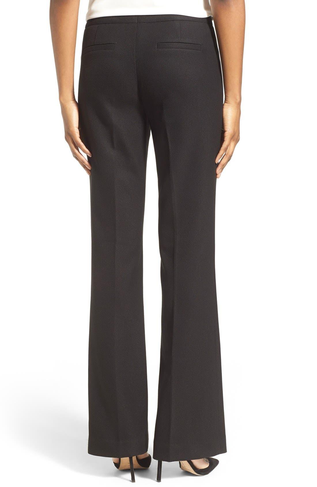 Alternate Image 2  - Halogen® 'Quinn' Diamond Stretch Pants