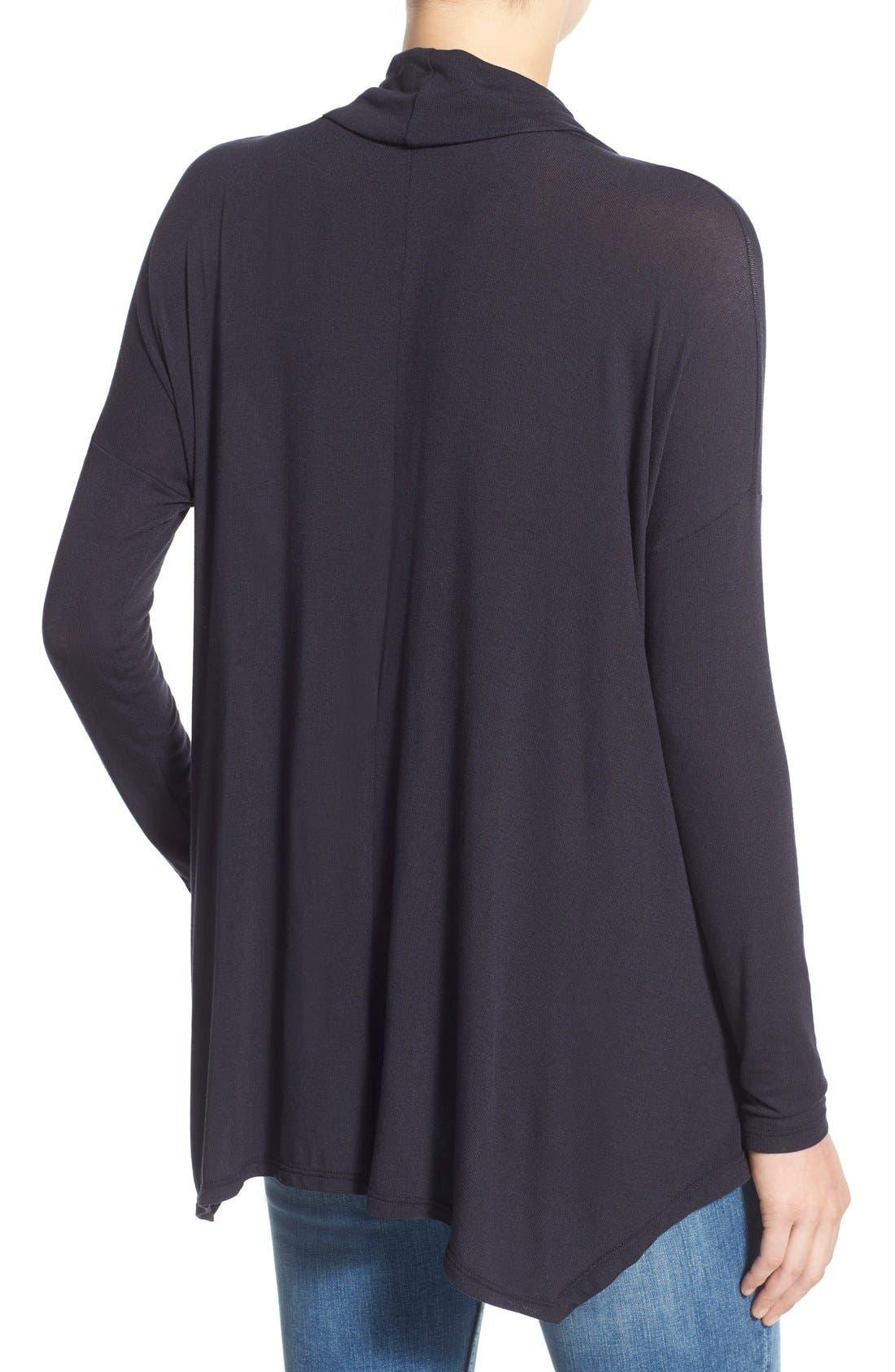 Alternate Image 2  - Lush Cowl Neck Sweater