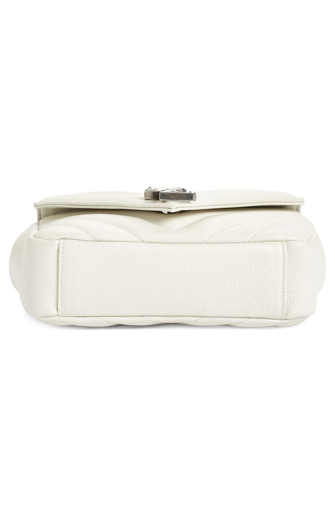 Alternate Image 6  - Saint Laurent 'Monogram' Shoulder Bag