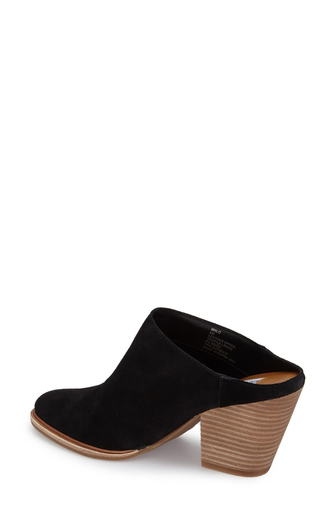 Alternate Image 2  - Steve Madden 'Miilo' Clog (Women)
