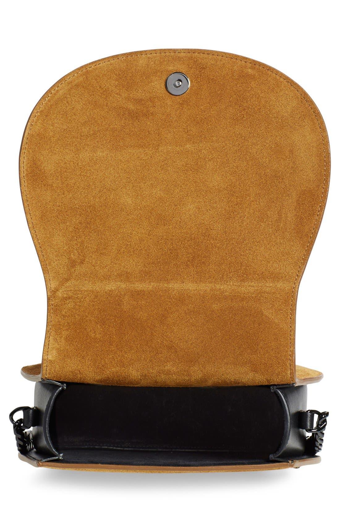 Alternate Image 5  - Saint Laurent Passementerie Crossbody Bag