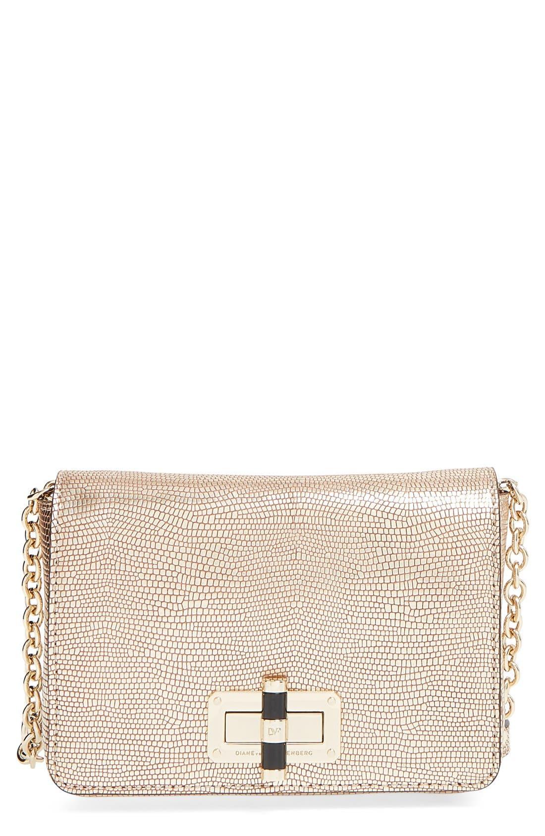 Main Image - Diane von Furstenberg '440 Gallery Bellini' Crossbody Bag