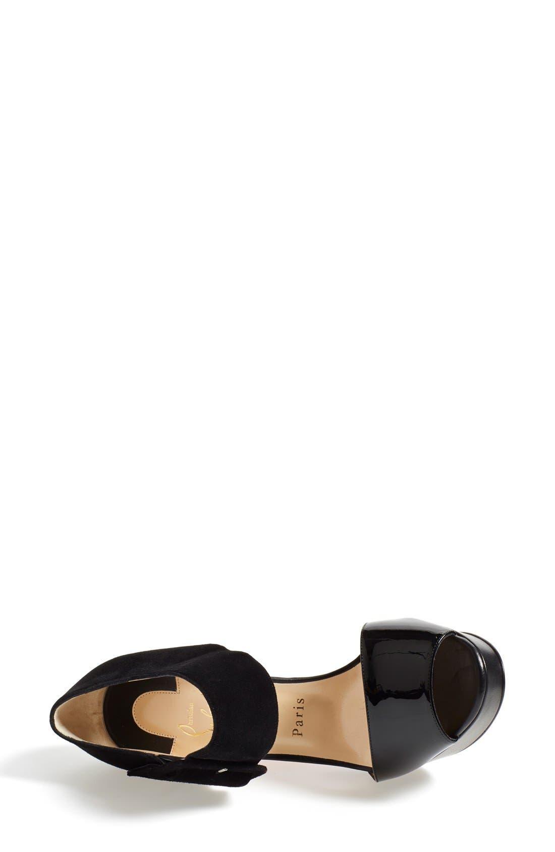 Alternate Image 3  - Christian Louboutin 'Haute Retenue' Platform Sandal