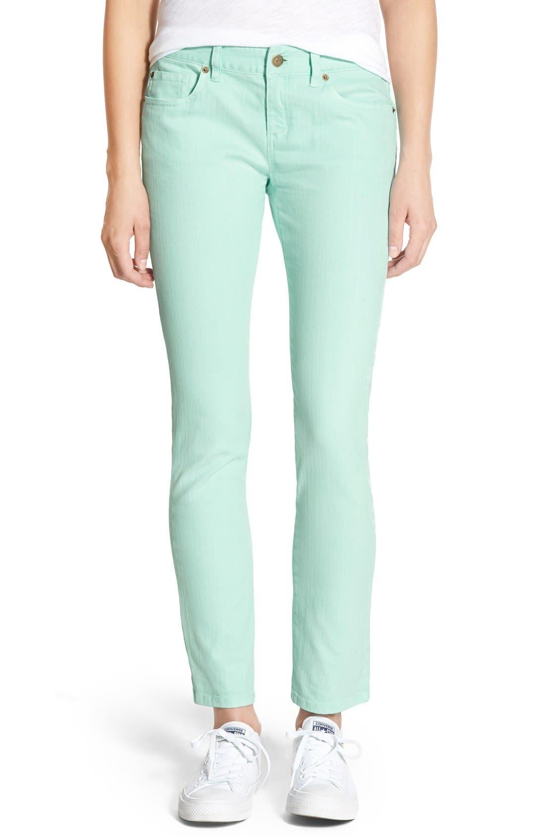 Alternate Image 1 Selected - Vineyard Vines Colored Skinny Jeans