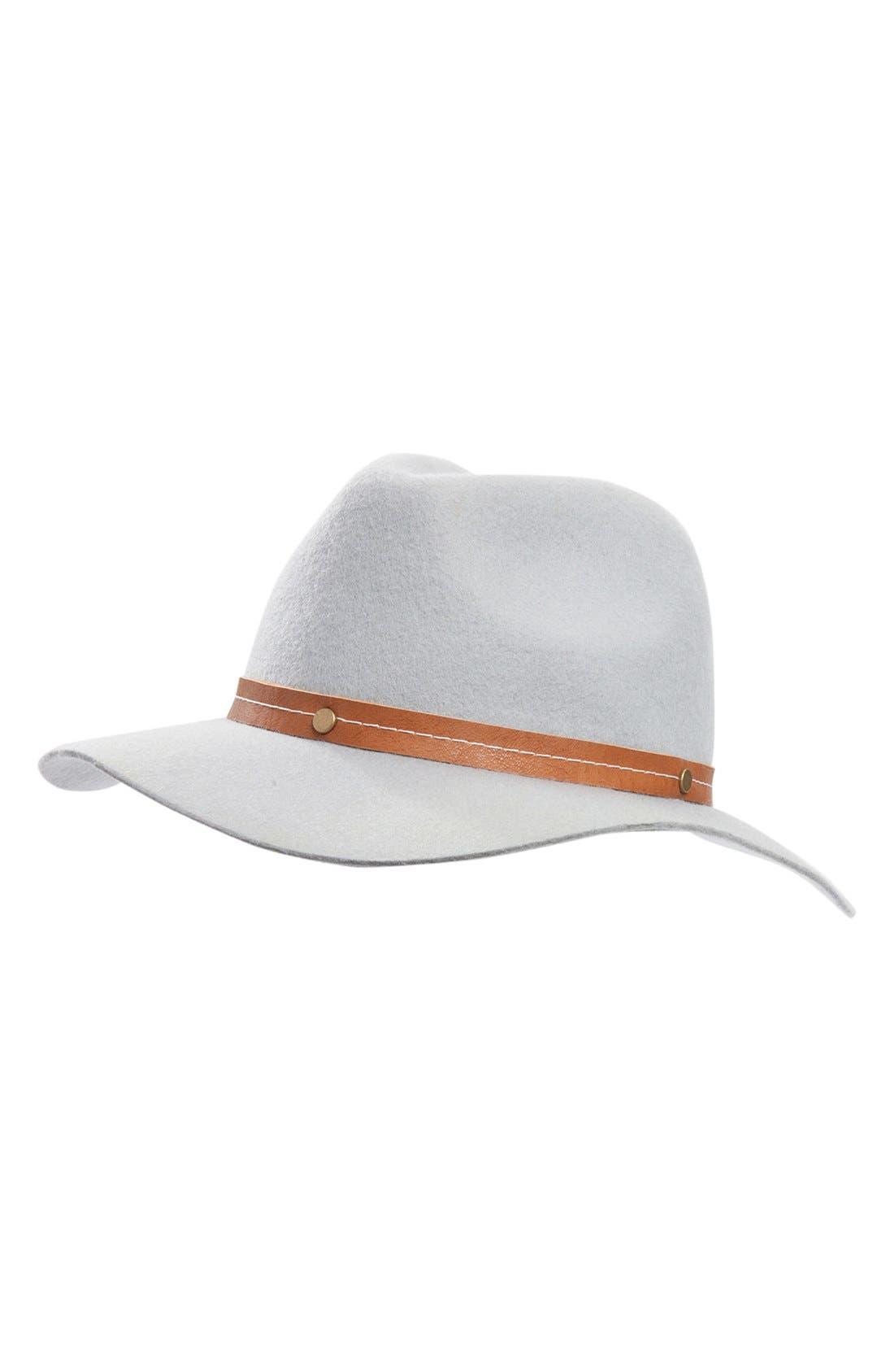 Alternate Image 3  - Billabong 'Moon Gaze' Wool Panama Hat