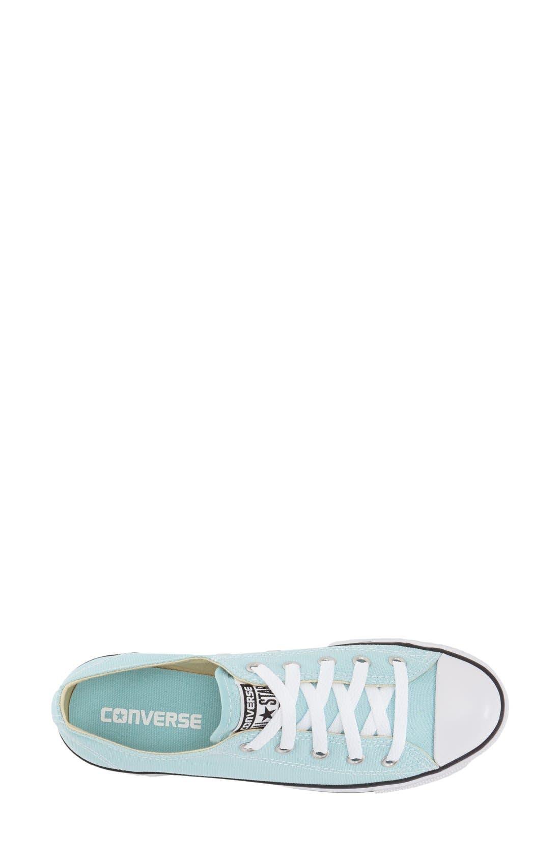 Alternate Image 3  - Converse 'Seasonal Dainty' Chuck Taylor® All Star® Low Top Sneaker (Women)