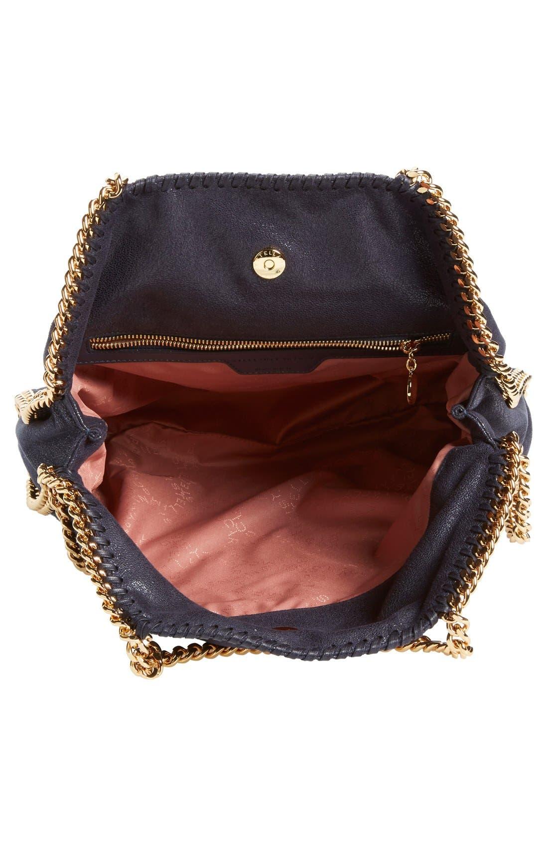 Alternate Image 4  - Stella McCartney 'Falabella' Faux Leather Foldover Tote
