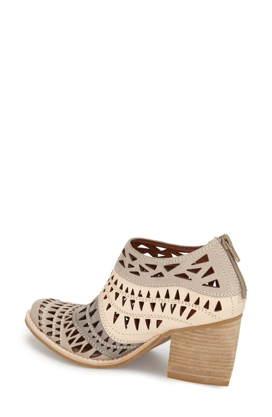 Alternate Image 2  - Jeffrey Campbell 'Faviola' Cutout Western Bootie (Women)