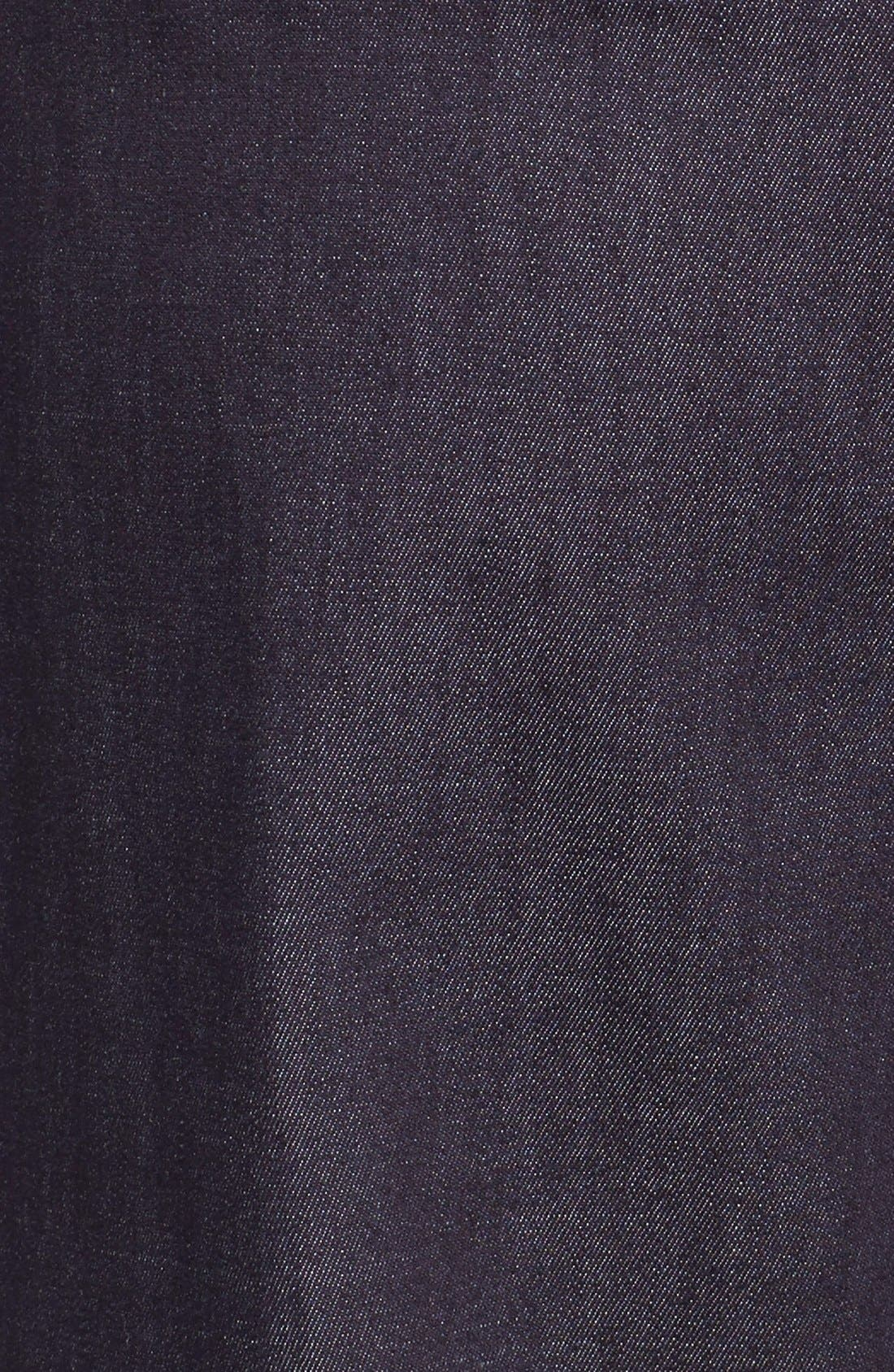 Alternate Image 5  - Olivia Palermo + Chelsea28 Wide Leg Denim Jumpsuit