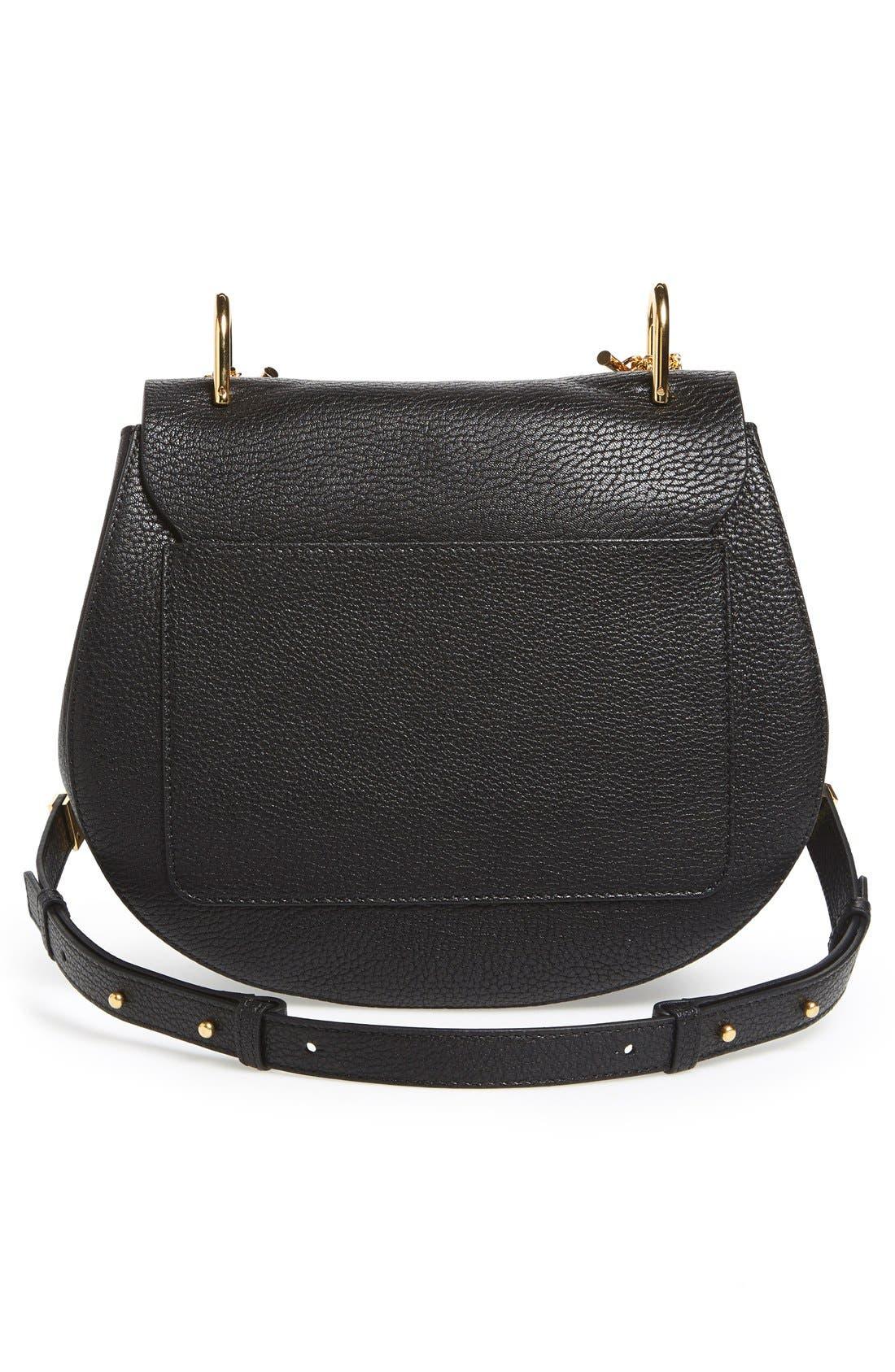 Alternate Image 3  - Chloé 'Drew' Lambskin Leather Shoulder Bag