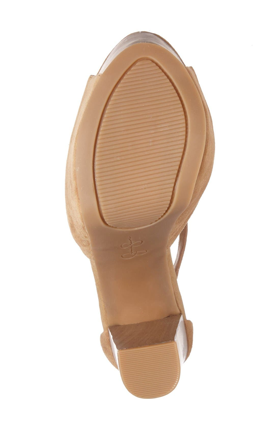 Alternate Image 4  - Jessica Simpson 'Dany' Sandal
