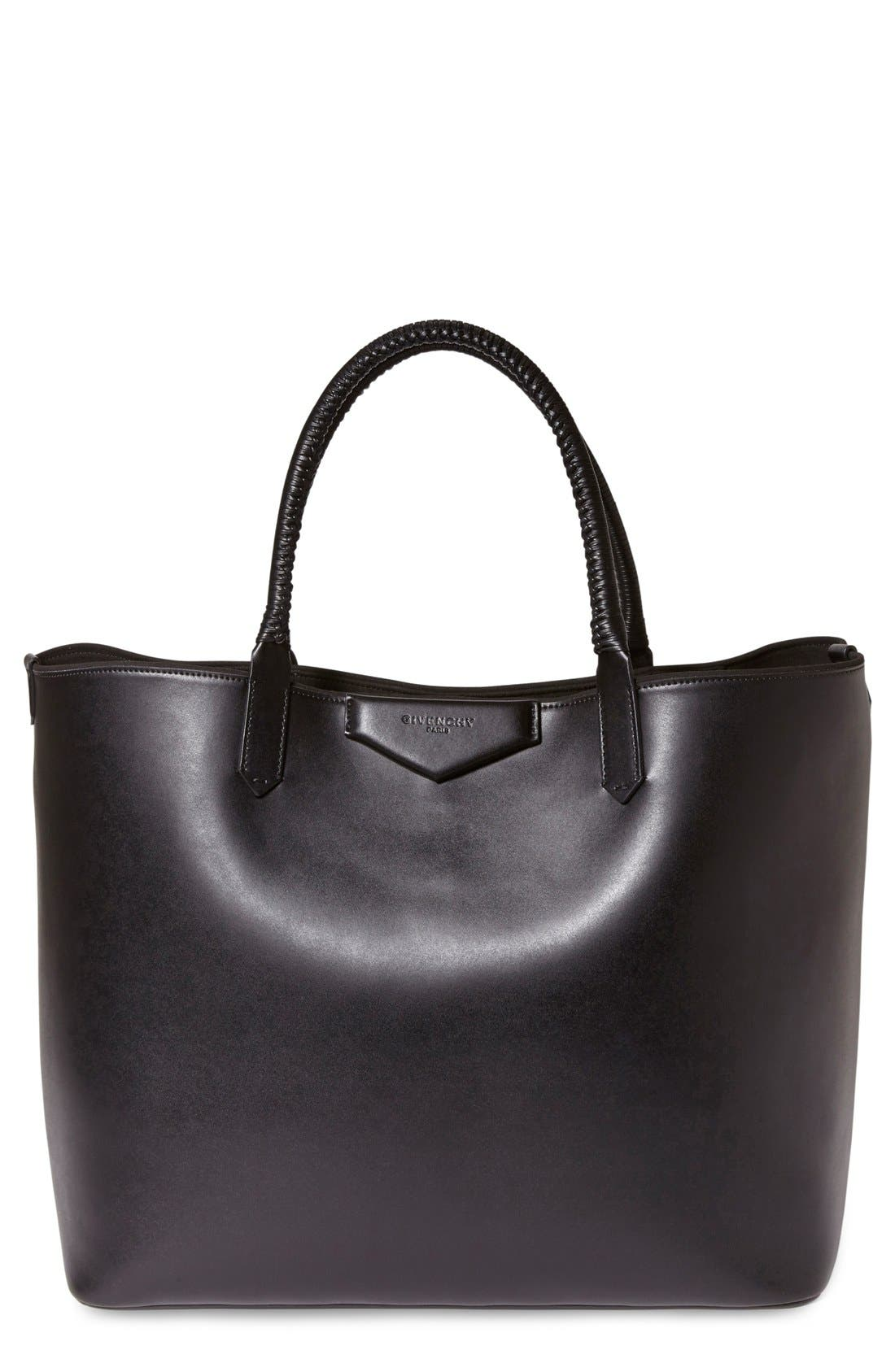 Alternate Image 1 Selected - Givenchy 'Large Antigona' Leather Shopper