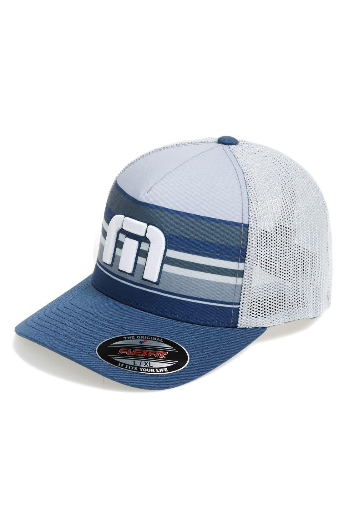 Main Image - Travis Mathew 'Cylinder' Trucker Hat