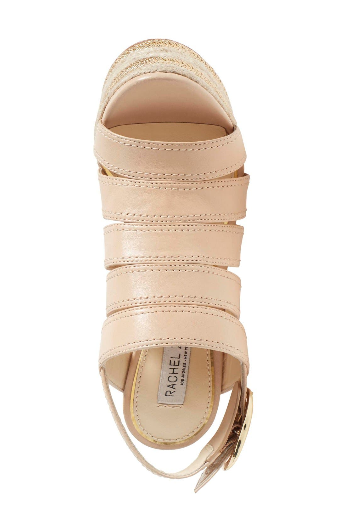 Alternate Image 3  - Rachel Zoe 'Gia' Sandal (Women)