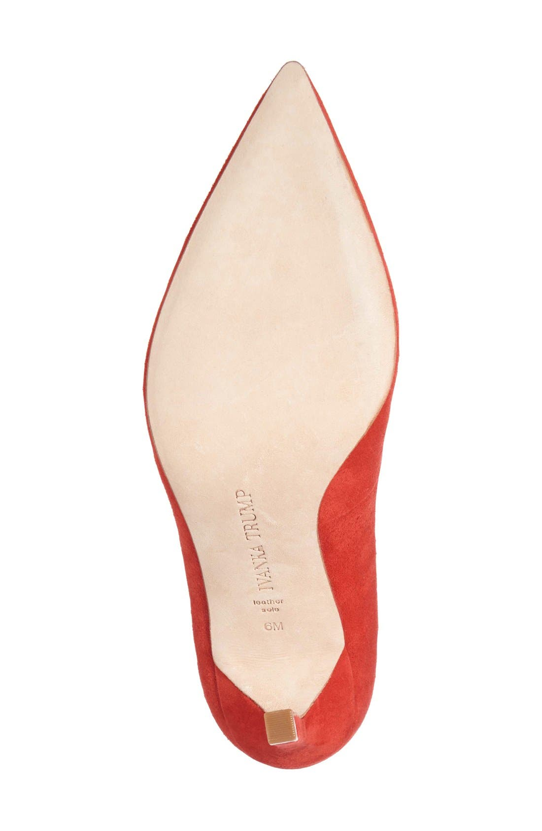 Alternate Image 3  - Ivanka Trump 'Carra' Pump