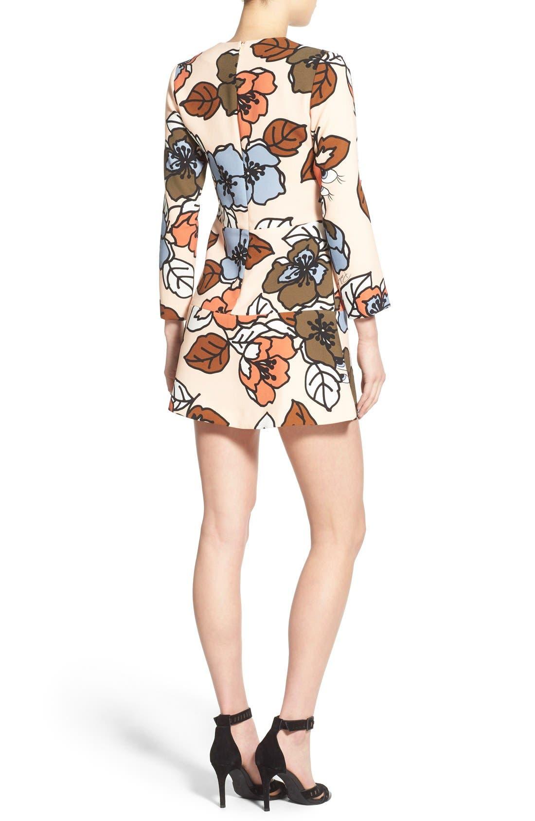 Alternate Image 2  - Paul & Joe Sister 'Meridienne' Floral Skater Dress