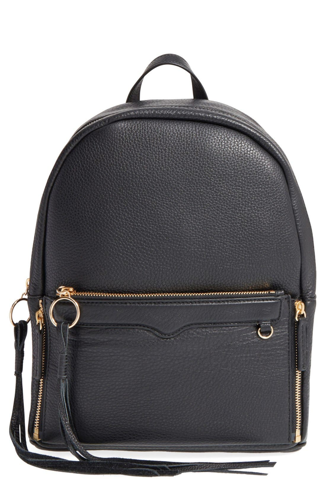 Alternate Image 1 Selected - Rebecca Minkoff 'Lola' Backpack with Detachable Crossbody