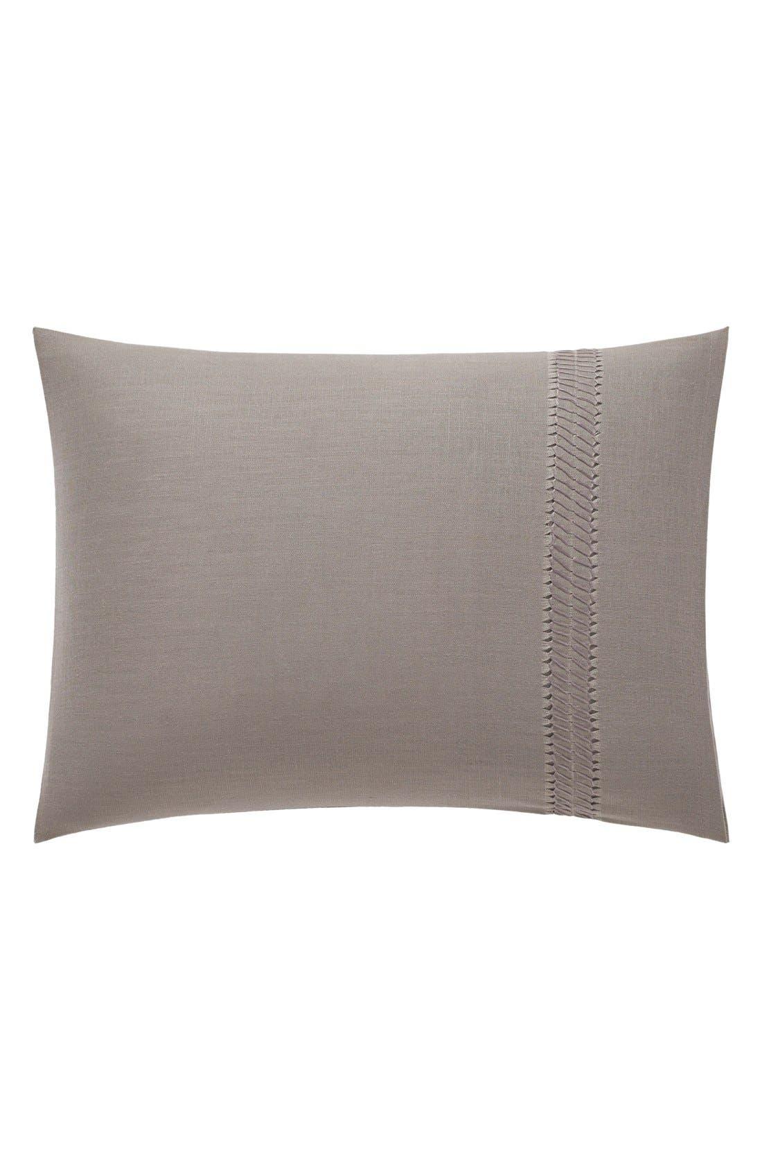 VERA WANG 'Winter Blossoms' Pillow