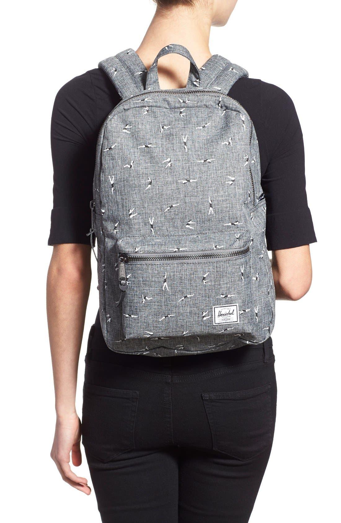 Alternate Image 2  - Herschel Supply Co. 'Settlement Mid Volume' Backpack