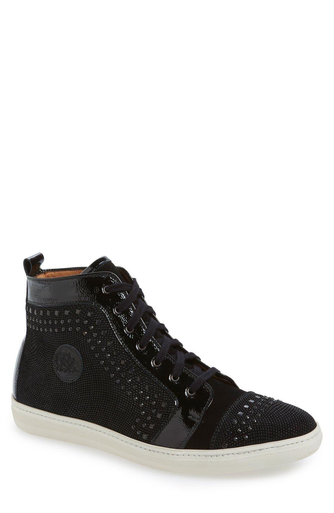 Mezlan 'Cabrillo' High Top Sneaker (Men)