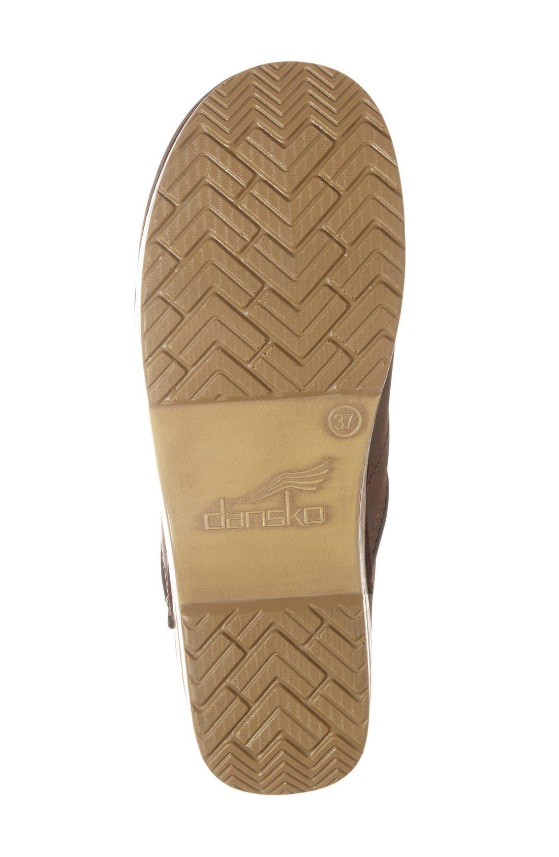 Alternate Image 4  - Dansko 'Professional' Oiled Leather Clog