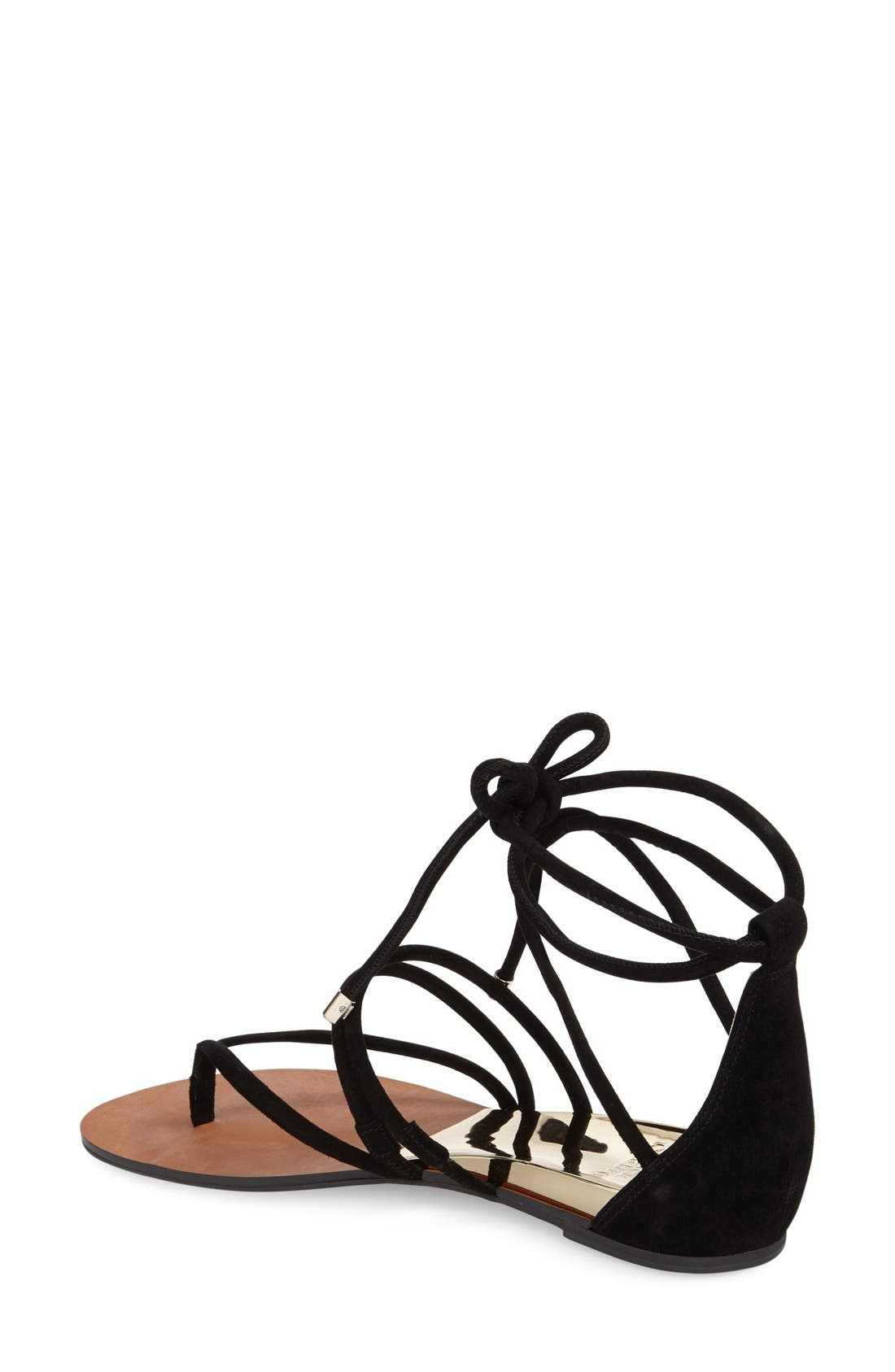 Alternate Image 2  - Vince Camuto 'Adalson' Strappy Thong Sandal (Women)