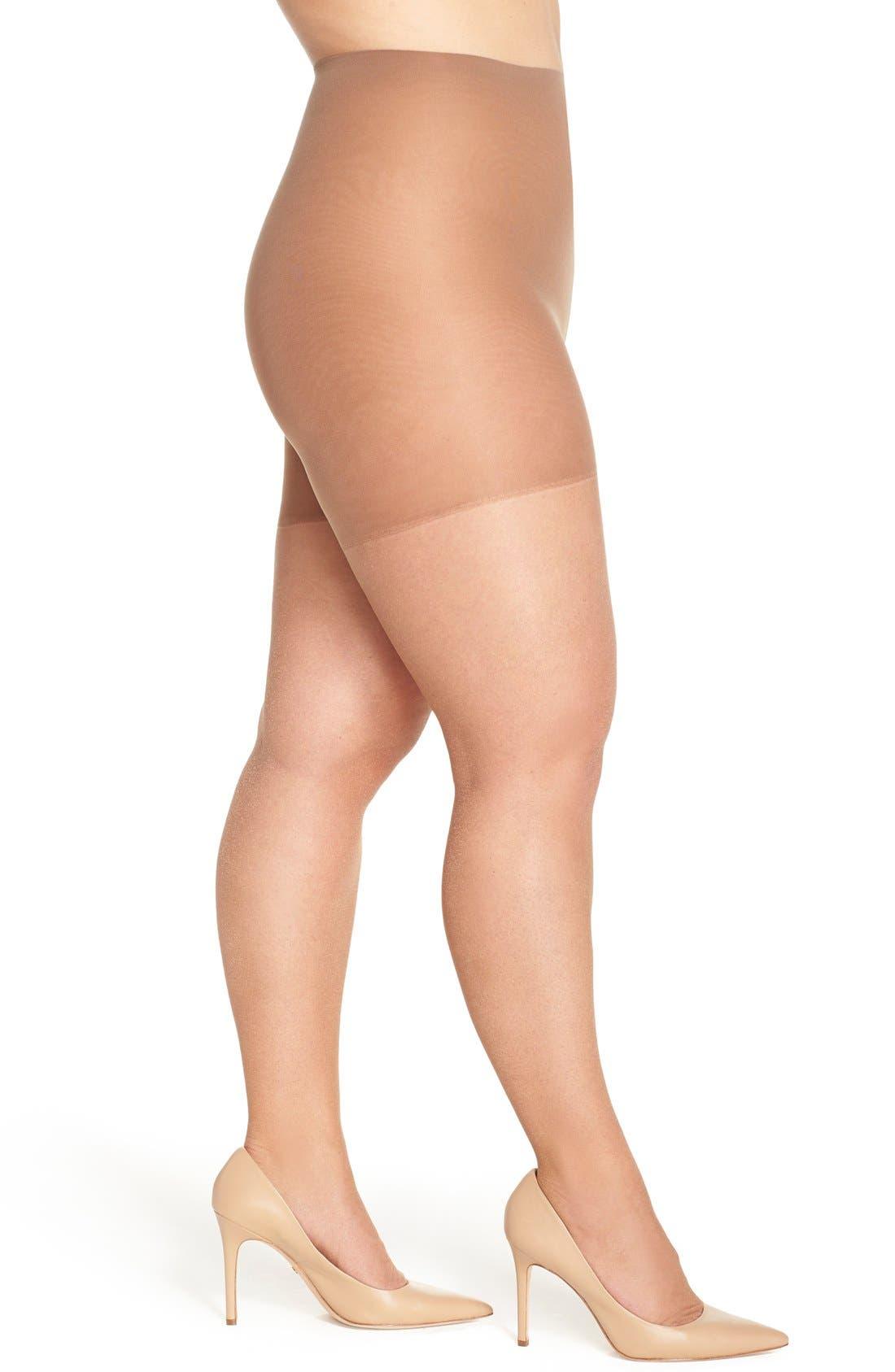Berkshire Control Top Pantyhose (Plus Size)