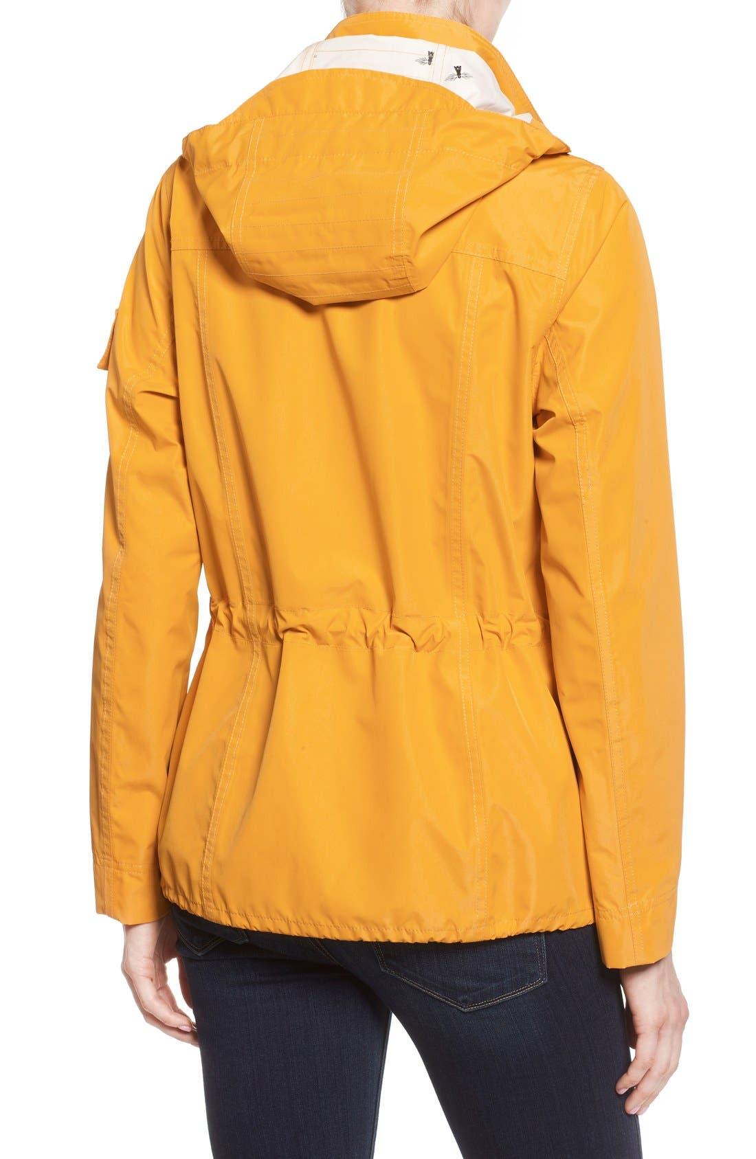 Alternate Image 2  - Barbour 'Bowline' Hooded Waterproof Jacket