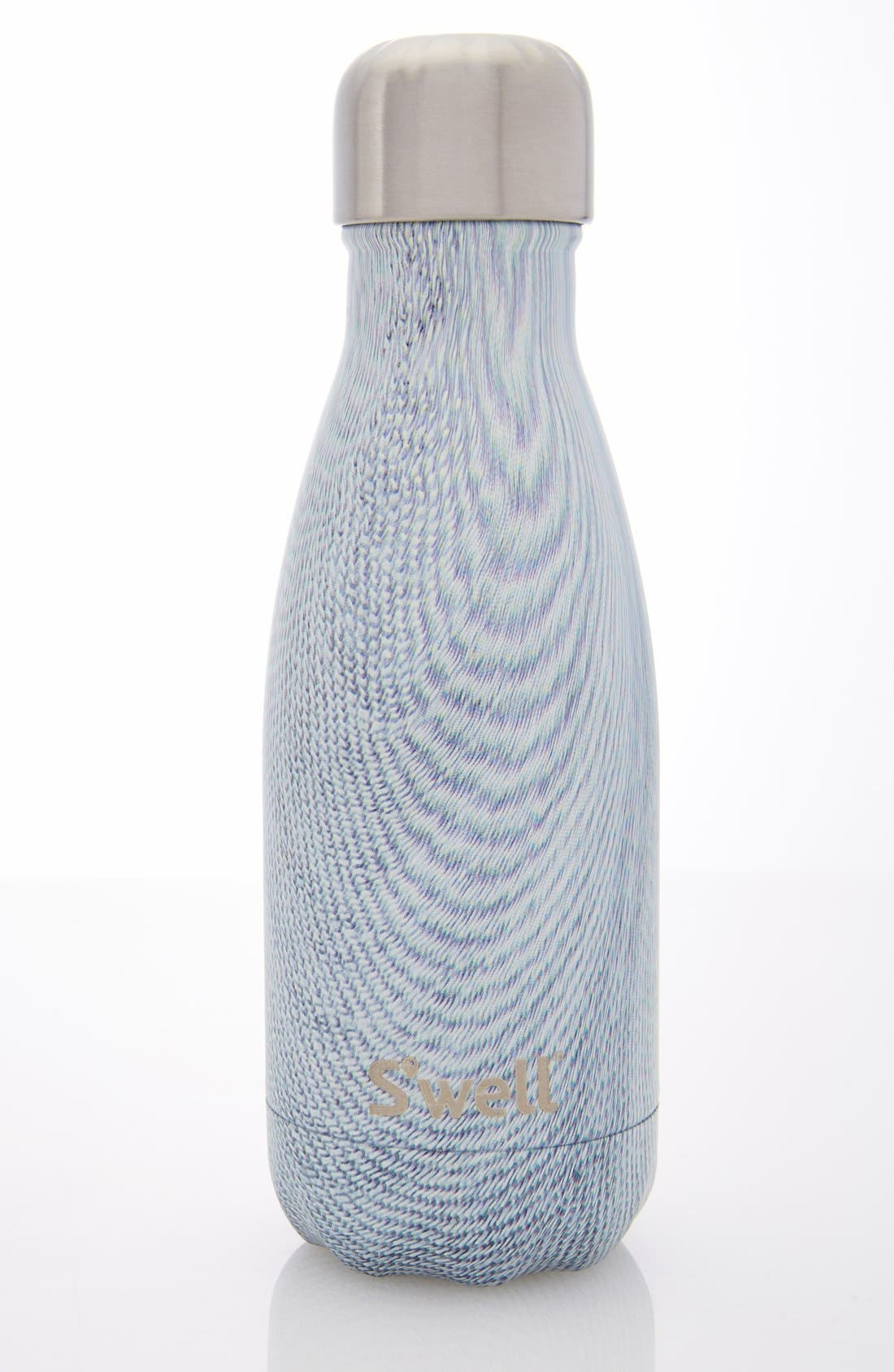 Alternate Image 4  - S'well 'Textile Collection - Blue Jean' Stainless Steel Water Bottle