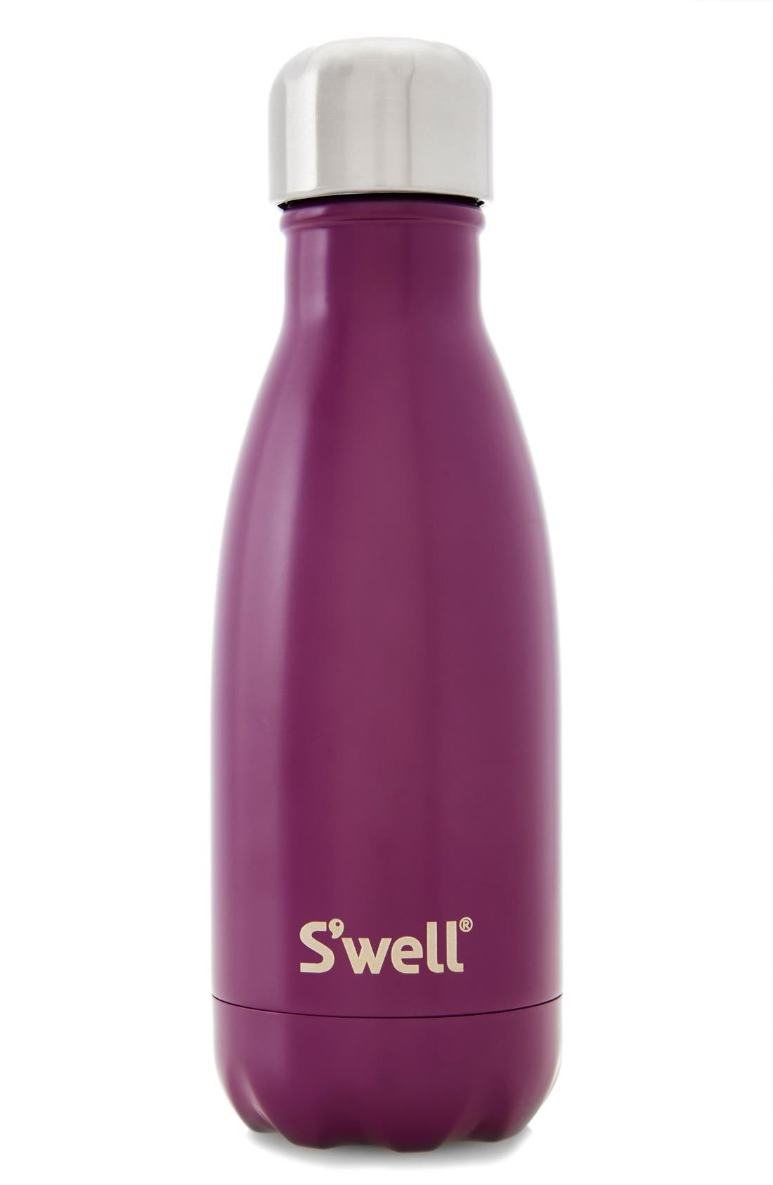 Alternate Image 5  - S'well 'Iris - Satin Collection' Stainless Steel Water Bottle