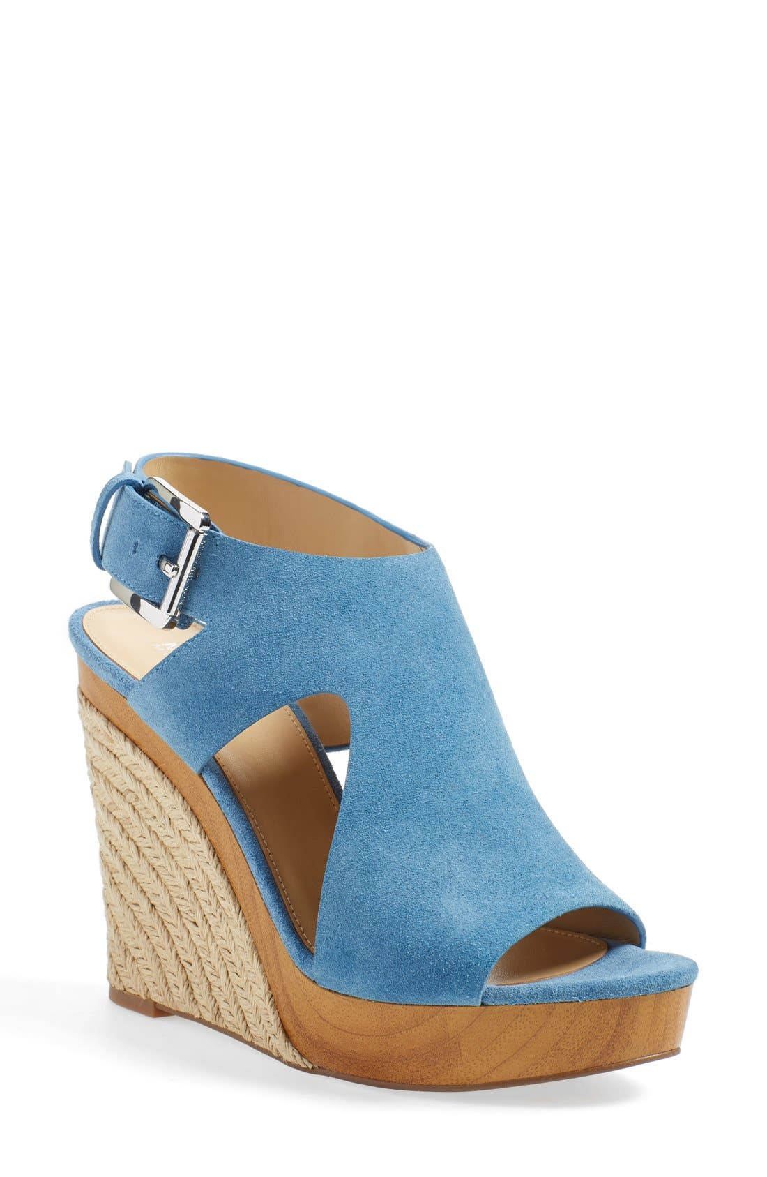 Alternate Image 1 Selected - MICHAEL Michael Kors 'Josephine' Wedge (Women)