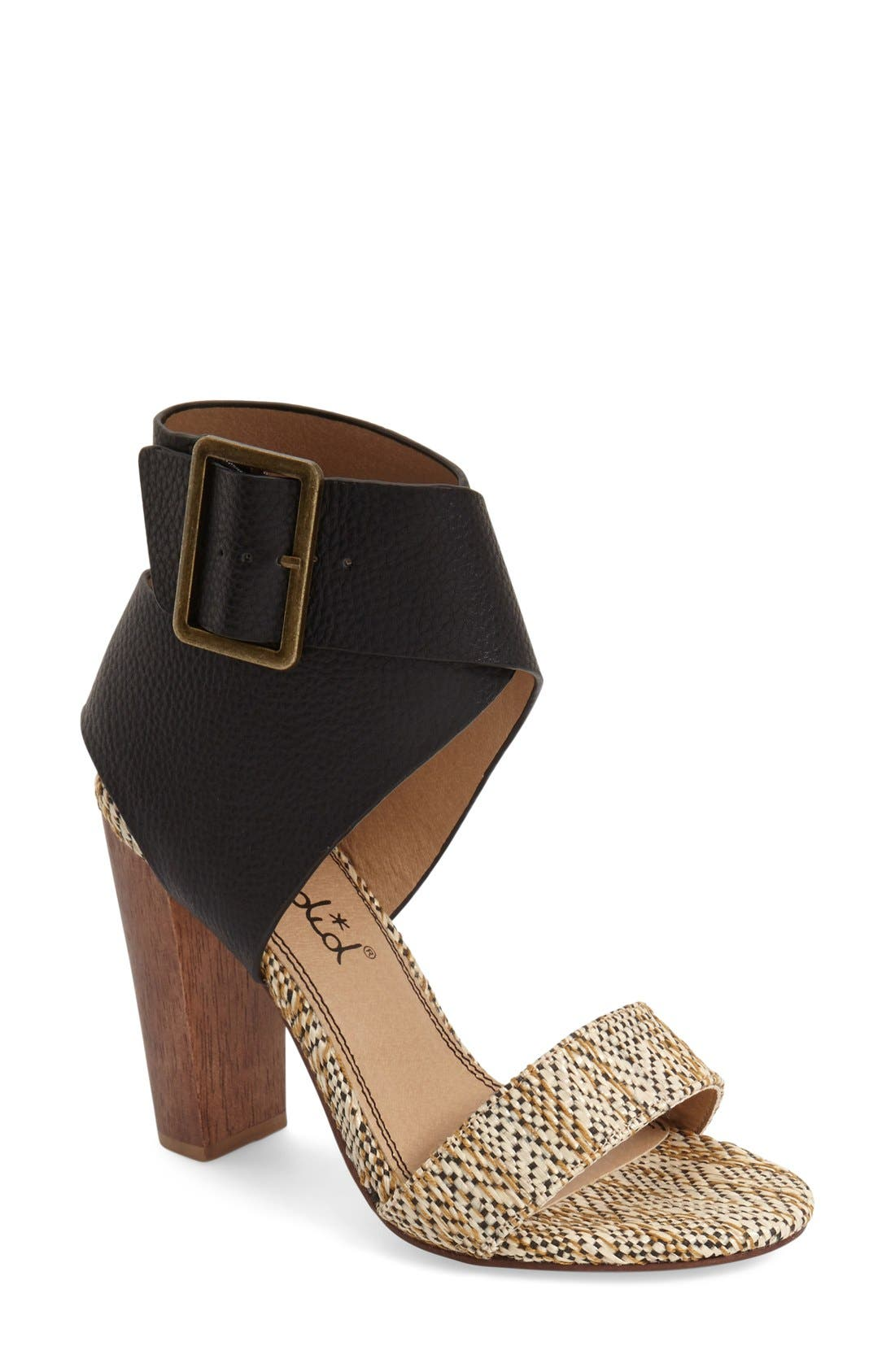 Alternate Image 1 Selected - Splendid 'Jayla' Ankle Cuff Sandal (Women)