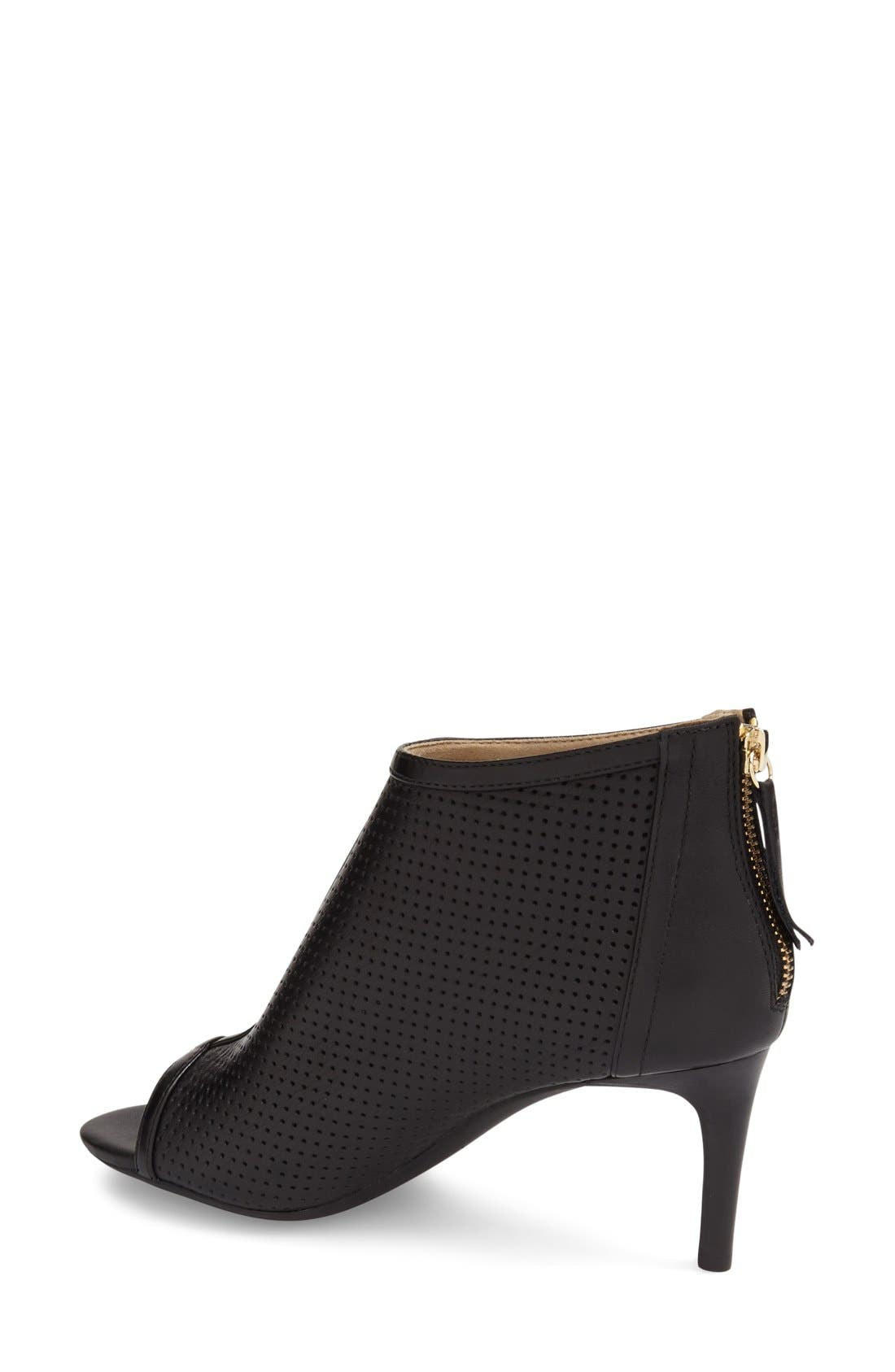 Alternate Image 2  - Geox 'Audie' Peep Toe Bootie (Women)