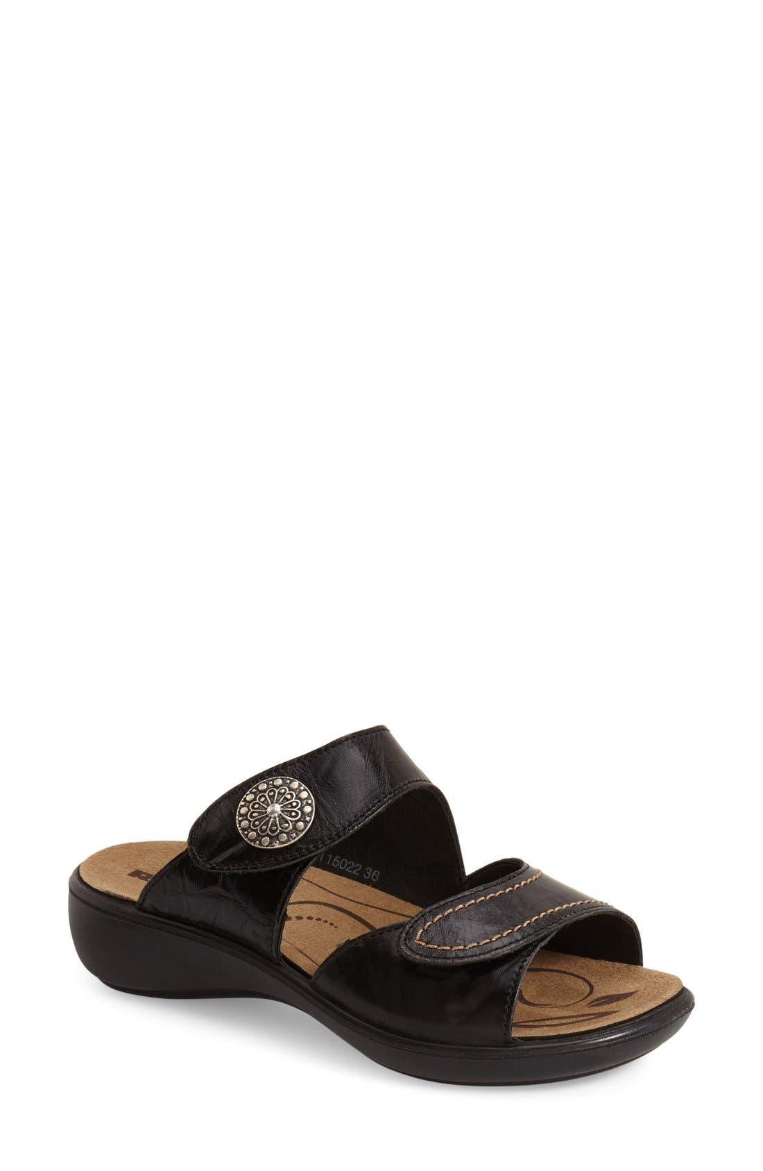 Romika® 'Ibiza 64' Slide Sandal (Women)
