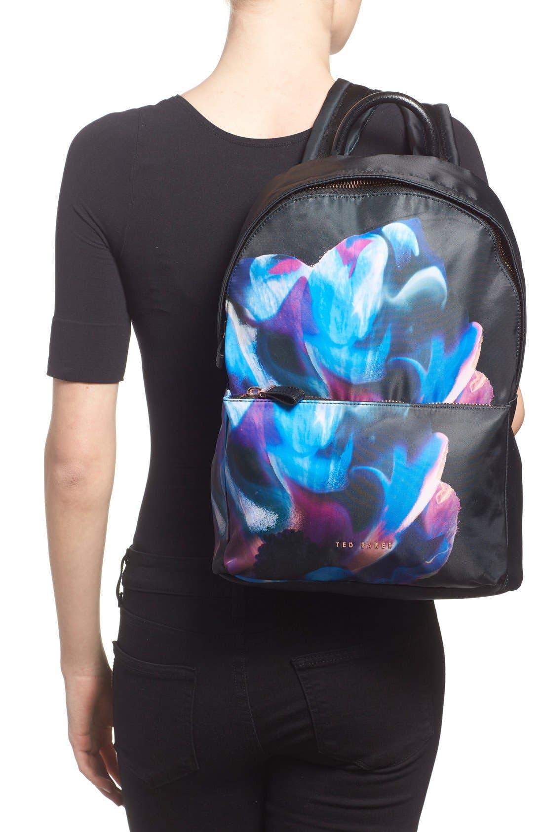 Alternate Image 2  - Ted Baker London 'Cosmic Bloom' Backpack