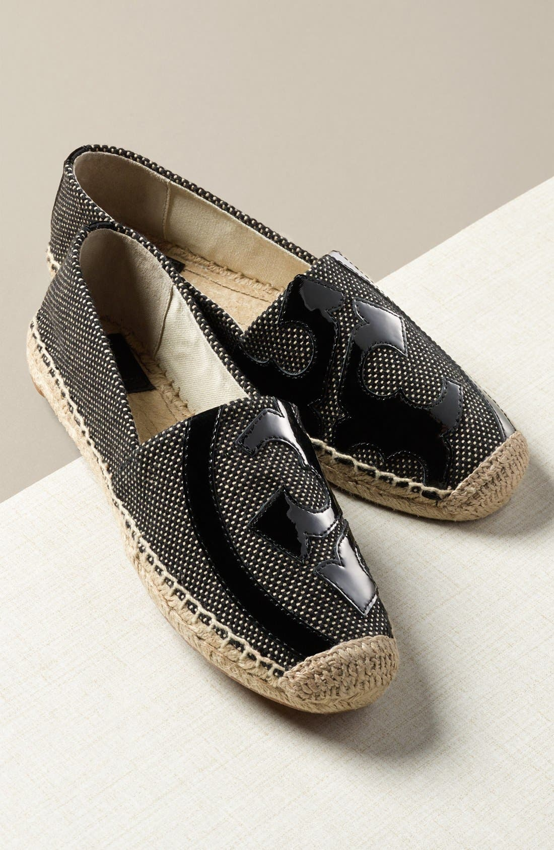 Alternate Image 5  - Tory Burch 'Lonnie' Espadrille Flat (Women)