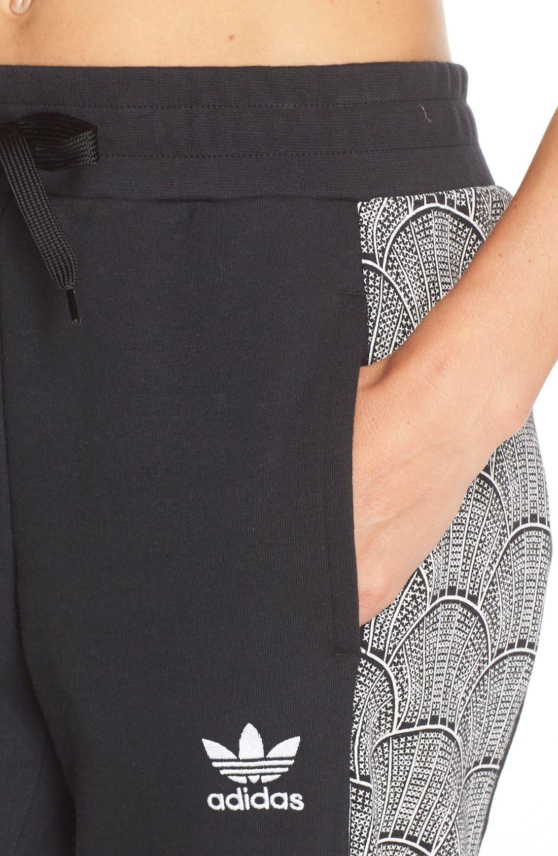 Alternate Image 4  - adidas Originals 'Shell Tile' Track Pants