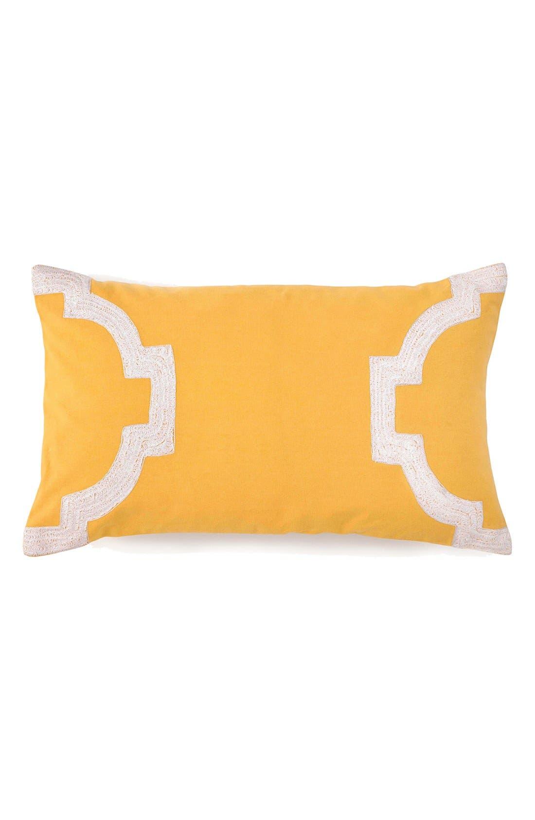 JILL ROSENWALD 'Hampton Links' Pillow