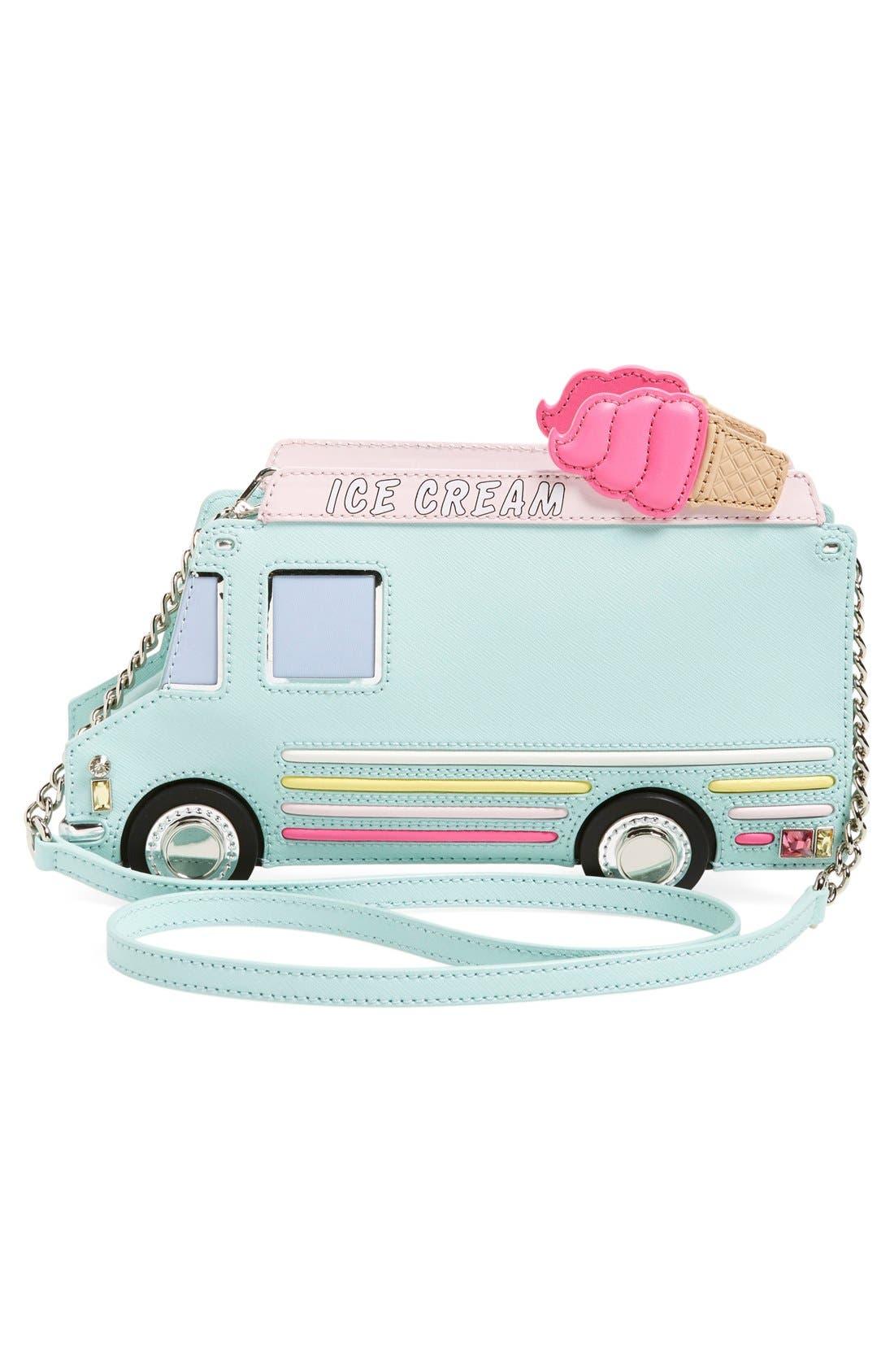 Alternate Image 3  - kate spade new york 'ice cream truck' leather shoulder bag