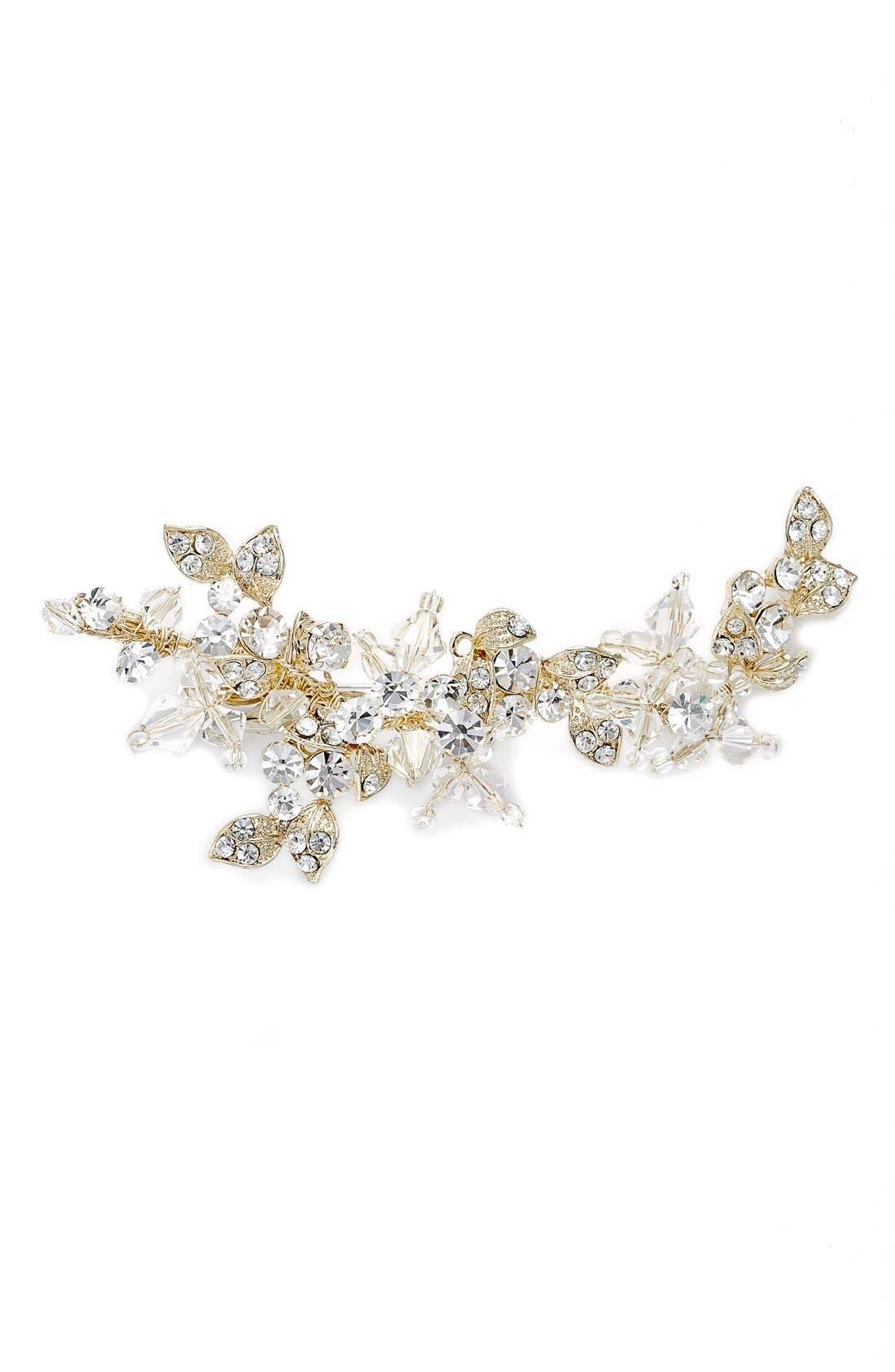 Brides & Hairpins 'Olivia' Jeweled Hair Clip