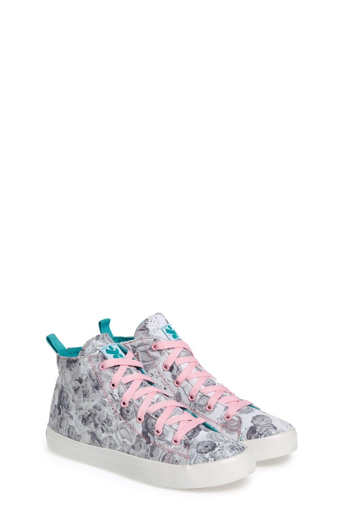 CHOOZE 'Spark' High Top Sneaker (Toddler, Little Kid & Big Kid)