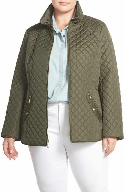 Quilted Plus Size Coats Amp Jackets Nordstrom