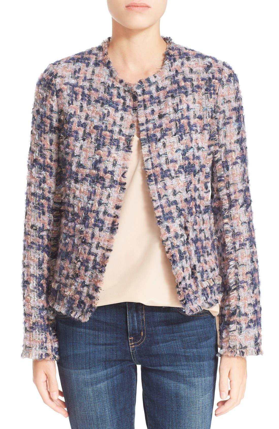TRUTH & PRIDE Tweed Jacket