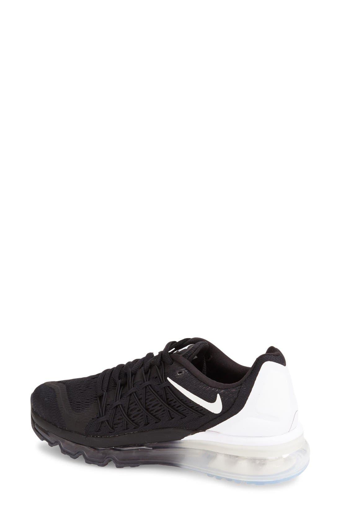 Alternate Image 2  - Nike 'Air Max 2015 DOS' Running Shoe (Women)