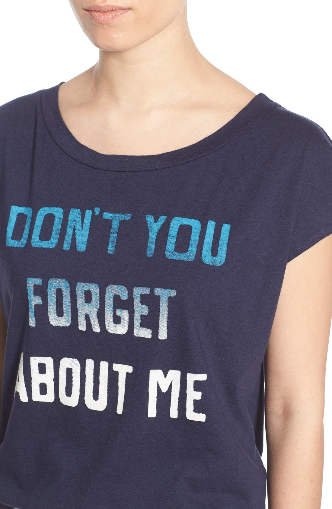 Alternate Image 5  - Sol Angeles 'Don't You Forget About Me' Graphic Tee