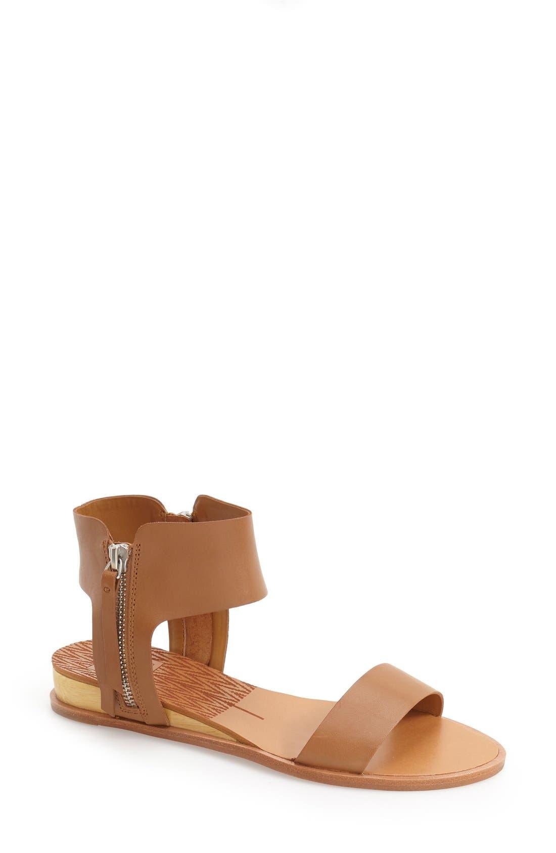 Alternate Image 1 Selected - Dolce Vita 'Paris' Ankle Cuff Sandal (Women)