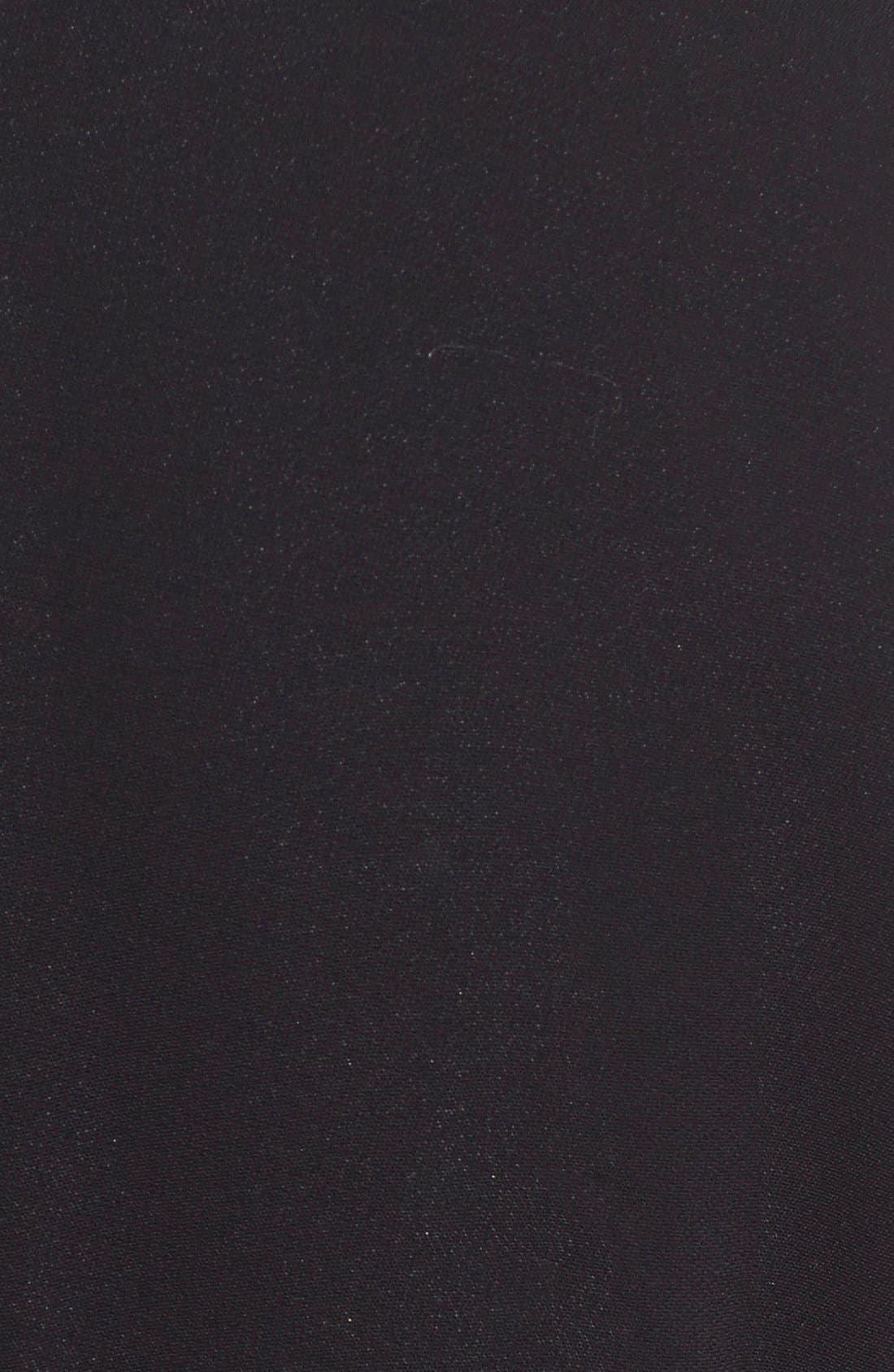 Alternate Image 5  - Theory 'Benina' Wrap Front Crepe Romper